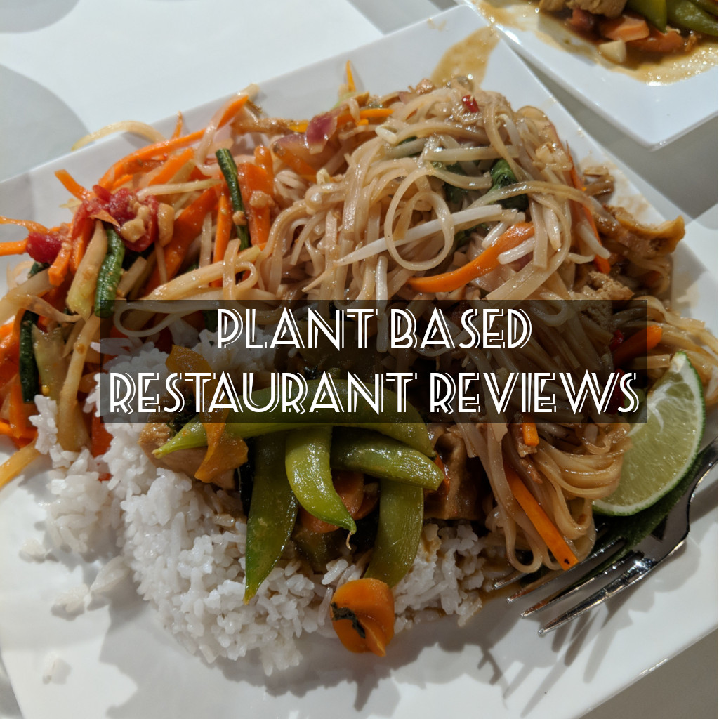 Picture of plant based pad thai