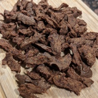 Vegan Beef Jerky - Made with Seitan